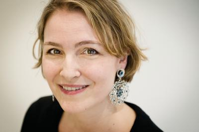Nina Blazon  ( Foto (c) Isabelle Grubert )
