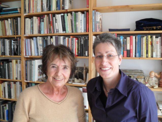 Mirjam Pressler (Foto (c) Sabine Hoß)