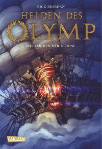 Helden des Olymp, Band 3_ Das Zeichen der Athene KLEIN