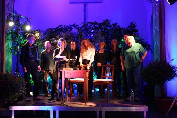Alle Beteiligten des Fantasy Festivals 2014 Foto (c) Kristina Rohrbach