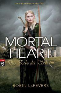 Mortal Heart - Das Erbe der Seherin von RL LaFevers