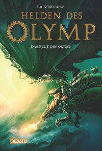 Helden des Olymp, Band 5- Das Blut des Olymp KLEIN